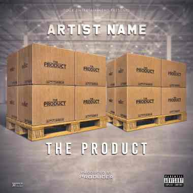 The Product Single Cover Template