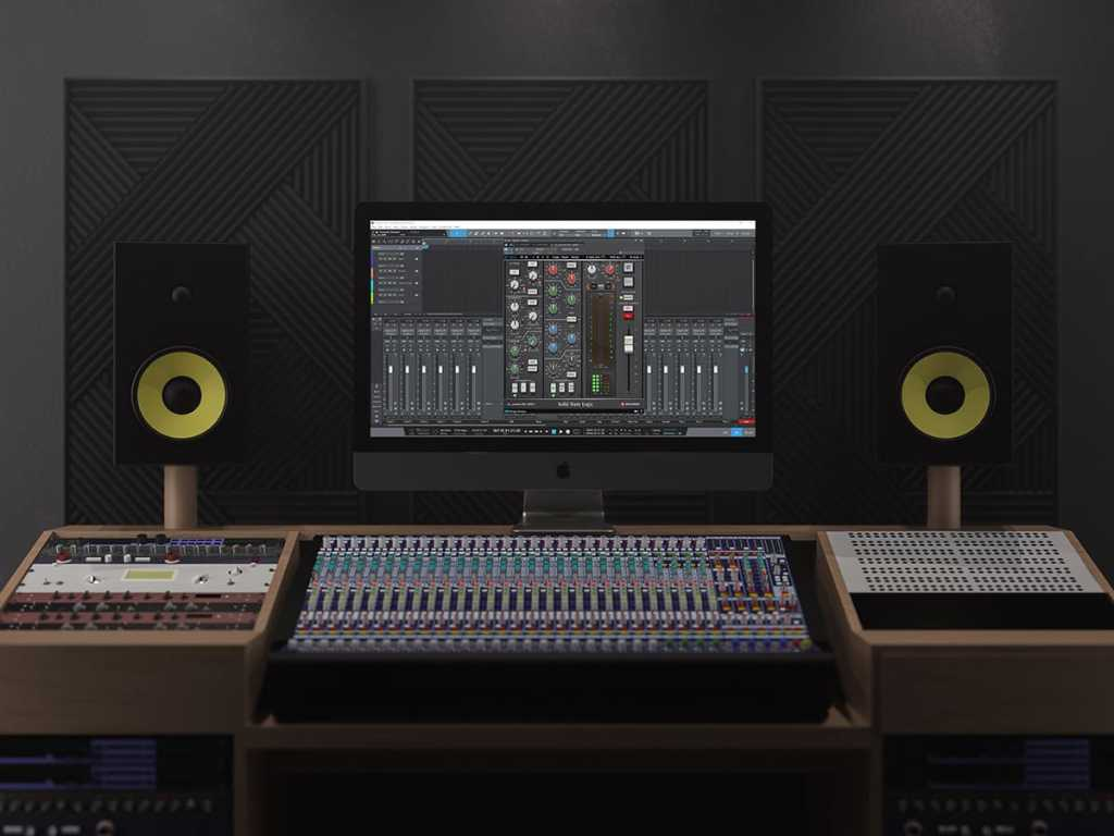 Studio One 5 - Mixing Template