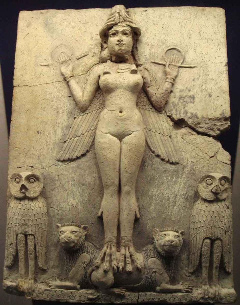 Lilith: madre dell'oscurità e della tempesta