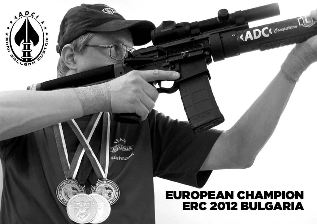 Prednaročila za svetovno znane puške ADC