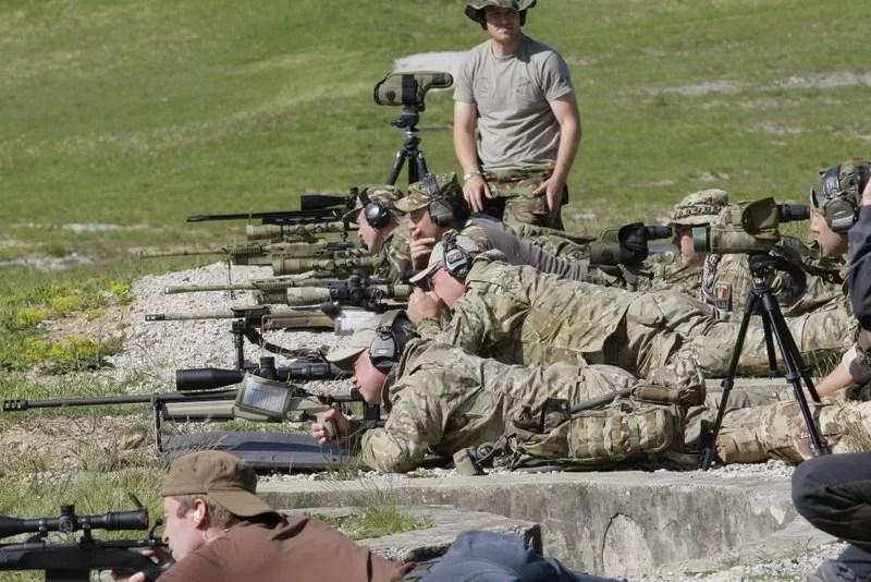 Reportaža s tekmovanja v taktičnem streljanju z ostrostrelsko puško Tactic Bloke 2014