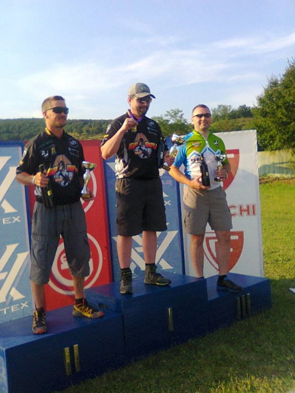 BÜKK mountain – Rifle Open 2014, Madžarska