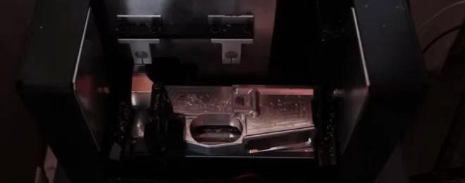 Ghost Gunner – CNC za domače puškarstvo