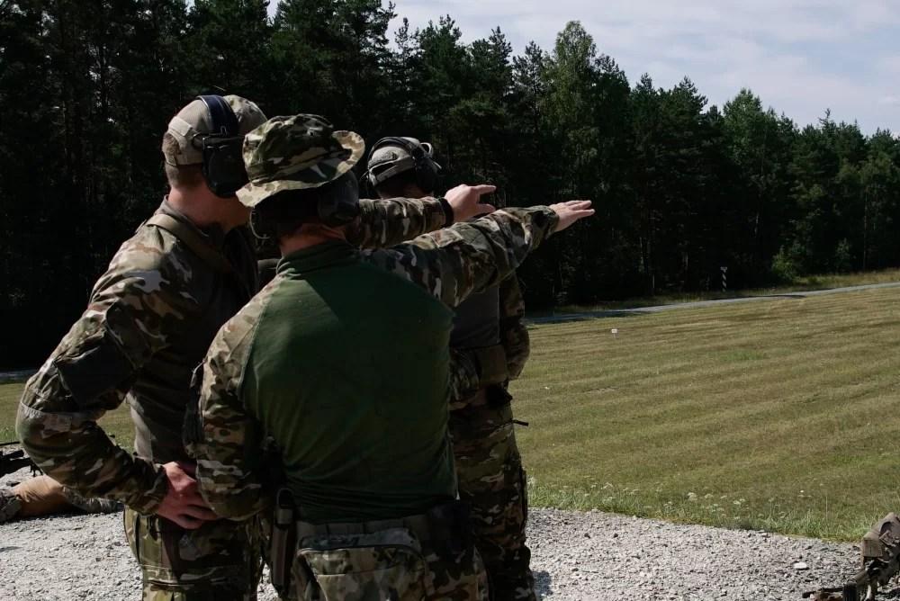 Slovenska ostrostrelca druga na Europe Best Sniper Team Competition 2018