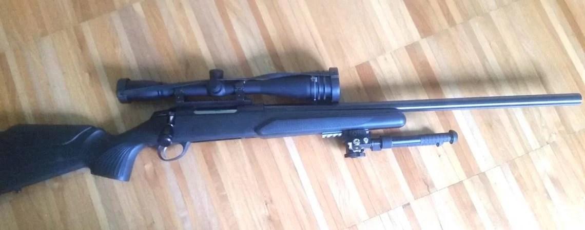 Prva precizna puška za streljanje od 100 do 300m