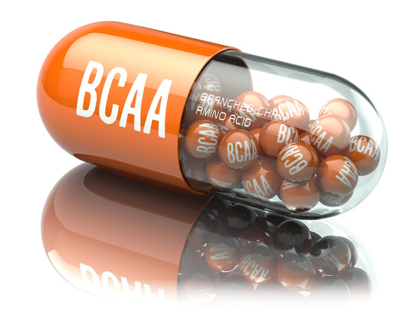 BCAA branched-chain amino acid