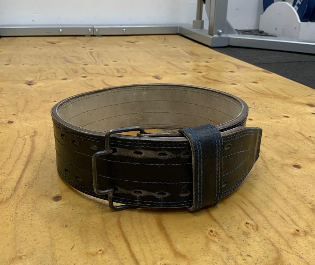 Belt for squats