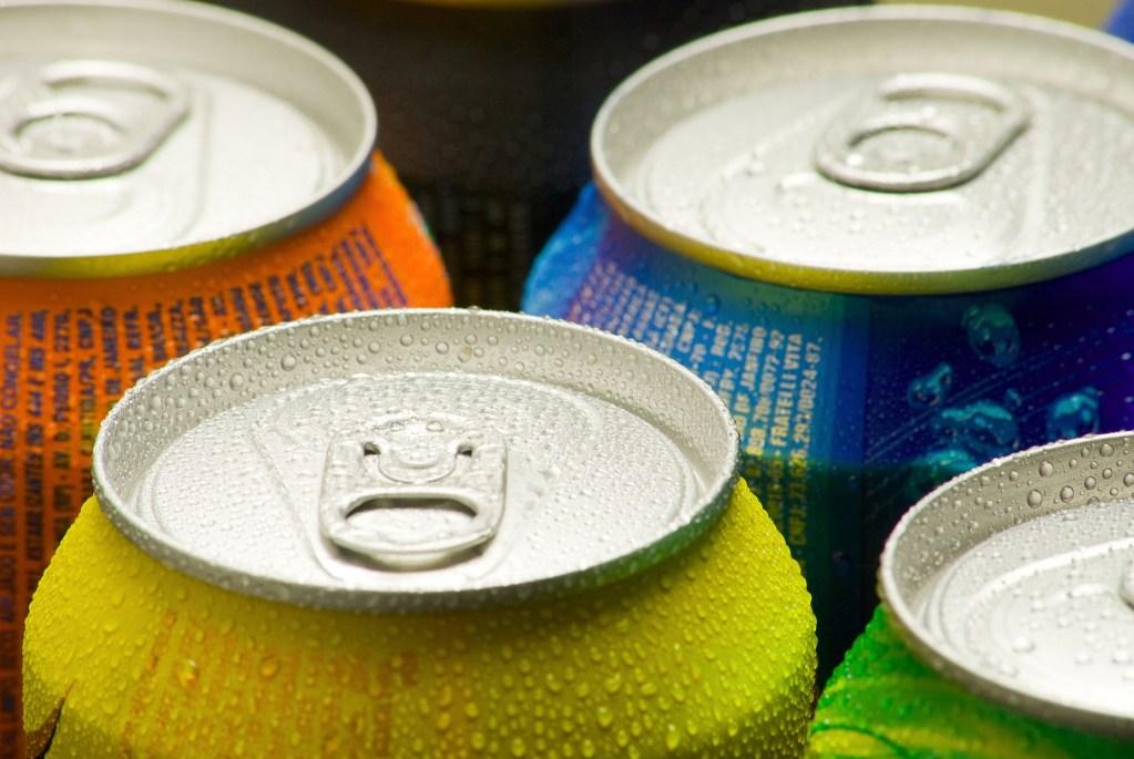 Calorie free diet soda