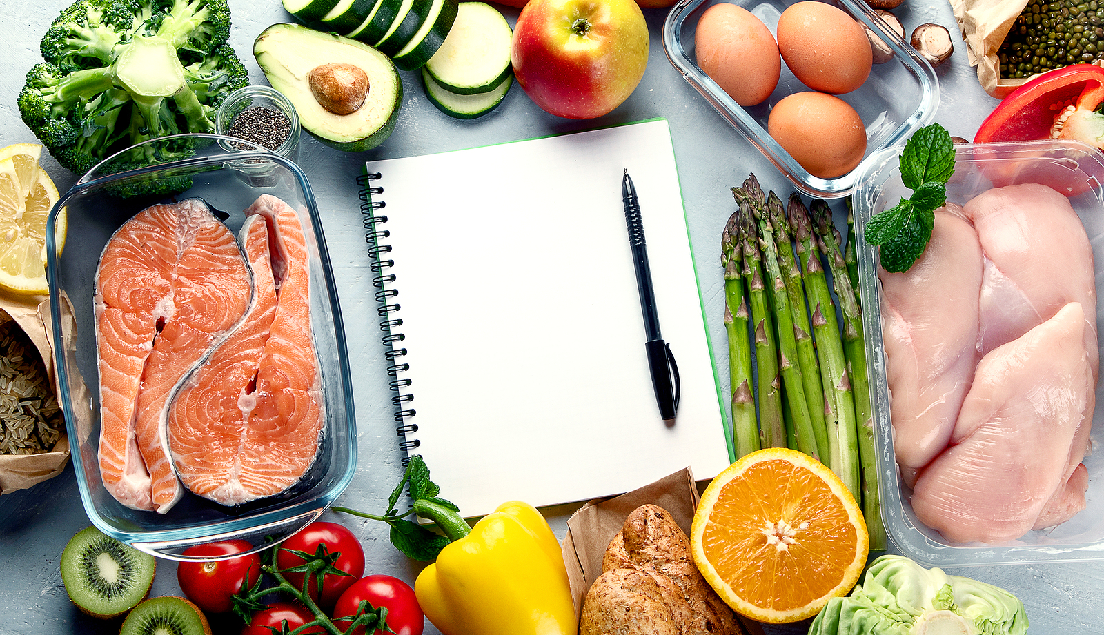 Meal plan for building muscle