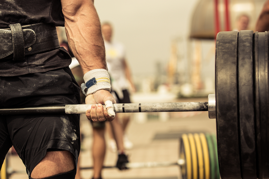 Strength training for advanced lifters