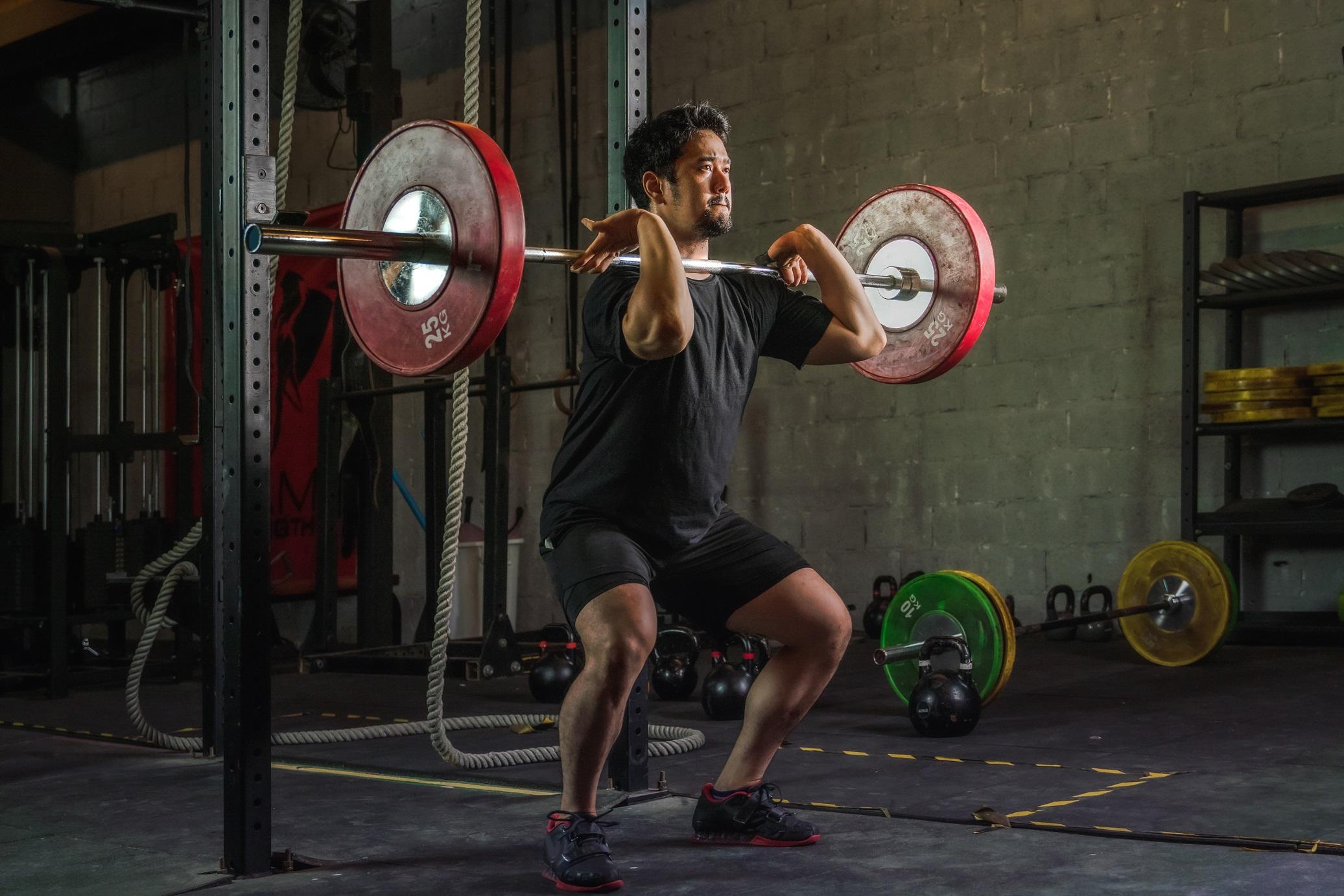 Strength training for intermediates