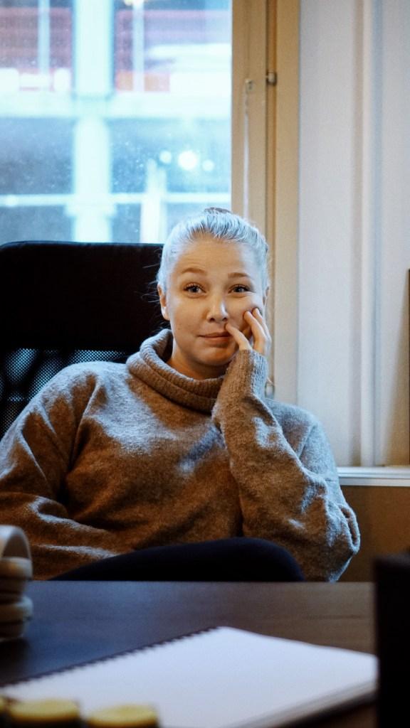 Maja Nilsson StrengthLog