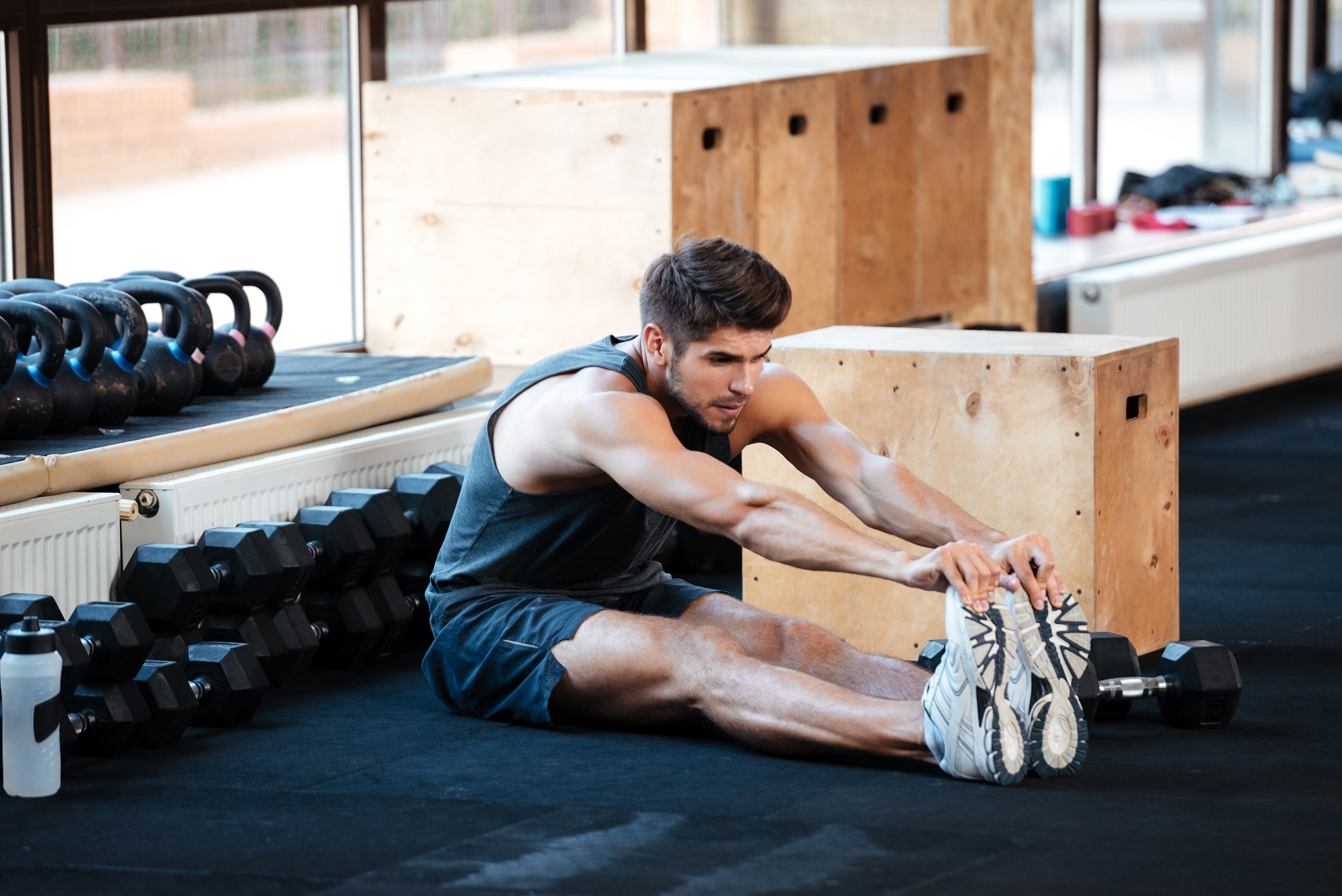 Stretching and strength training