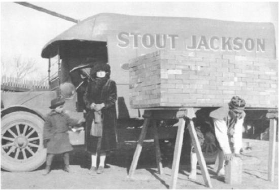 Strongman Stout Jackson backlift