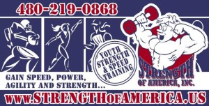 Strength Of America Youth Fitness