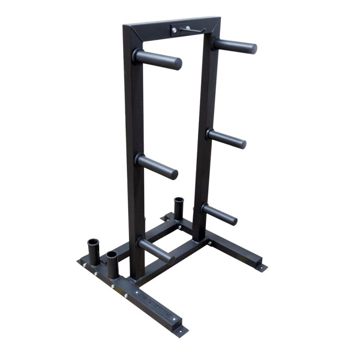 riot storage rack for barbells and weight plates