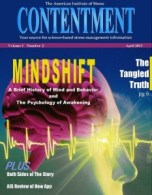 April Contentment Cover Image