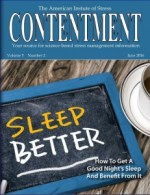 June 2016 Contentment Cover