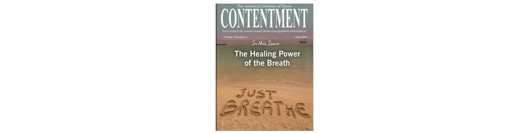 June 2018 Contentment magazine