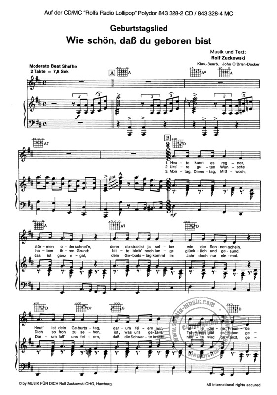 Happy Birthday Saxophone In 8 Minuten Happy Birthday Mit Dem