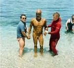 16 agosto 1972: 49 anni fa lo straordinario ritrovamento dei Bronzi di Riace nei fondali dello Jonio [GALLERY]