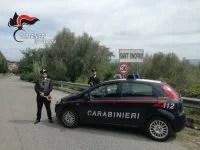 Calabria: giovane coppia di sposi sorpresa con 70 grammi di hashish e marijuana in macchina, arrestata [FOTO e DETTAGLI]
