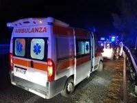 Reggio Calabria, grave incidente sulla Jonio-Tirreno: scontro tra due auto, 5 feriti
