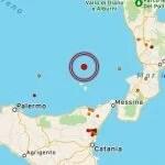 Scossa terremoto Isole Eolie