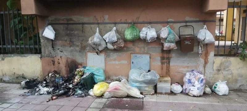 rifiuti reggio calabria
