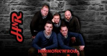 VELIKO PUSTOVANJE S POP DESIGN in Harmonk`N`Roll