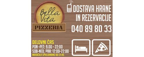 Dostava hrane po Domžalah in okolici! Malice, od ponedeljka do petka, od 10:00 do 14:00!