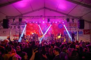 Veliki Pustno rajanje z Ognjenimi muzikanji in Grupo Vigor
