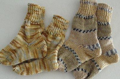 Babysöckchen, baby socks
