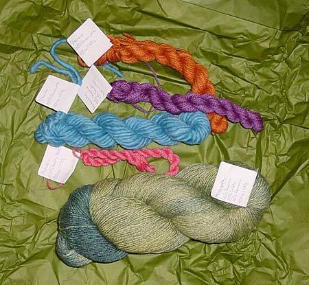 Wollerey Garn / Wollerey Yarn