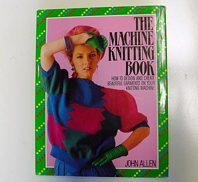 John Allen, The Machine Knitting Book