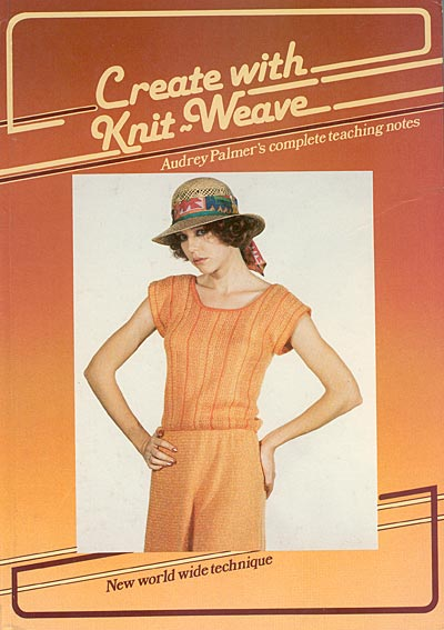 Audrey Palmer, Create with Knitweave