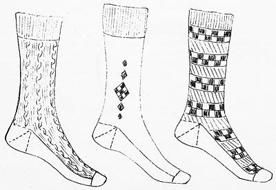 Socken, socks