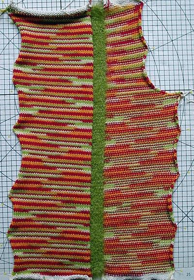 Hummingbird patchwork