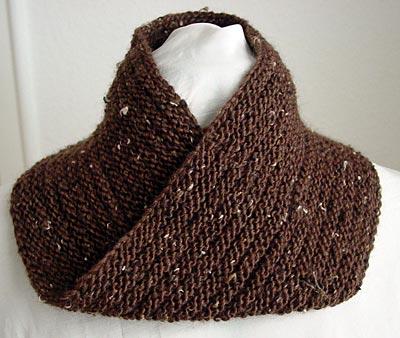 Möbius-Schal aus Gedifra Riana