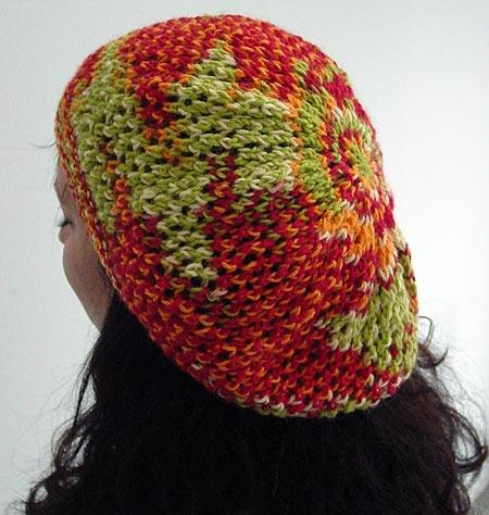 Spring Cap, getragen/worn