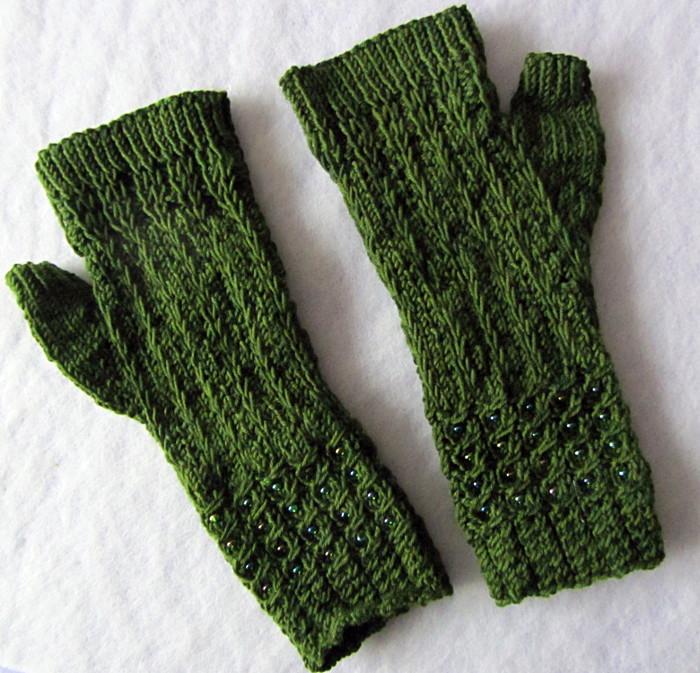"""Fingerlose Handschuhe """"Slipstream"""""""