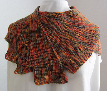 Wingspan Schal / scarf
