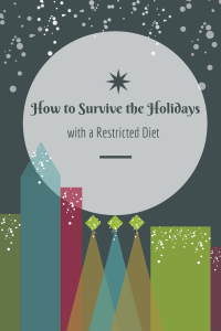 How to Survive the Holidays with a Restricted Diet | StrictlyDelicious.com