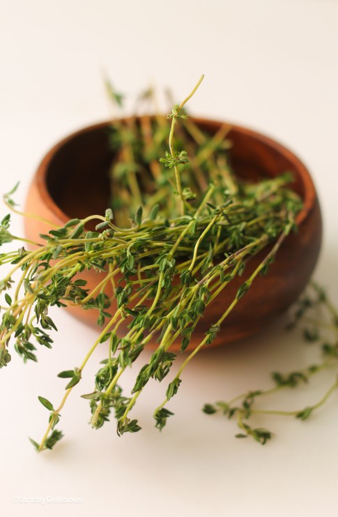 How to Become a Better Cook: A guide to Fresh Herbs | Thyme