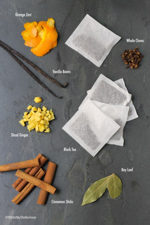 AIP Chai Tea Concentrate | StrictlyDelicious.com