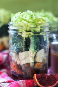 Super Food Mason Jar Salads | StrictlyDelicious.com