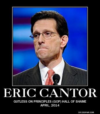 Eric Cantor GOPHOS