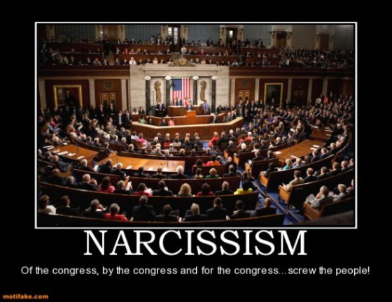 Narcissism in politics