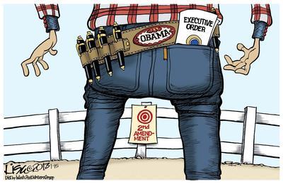 Obama 2nd Amendment