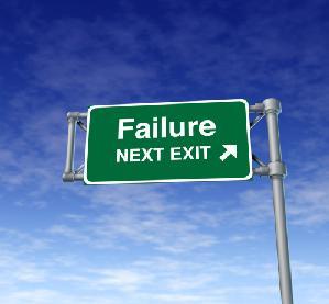 1 - Failure next exit